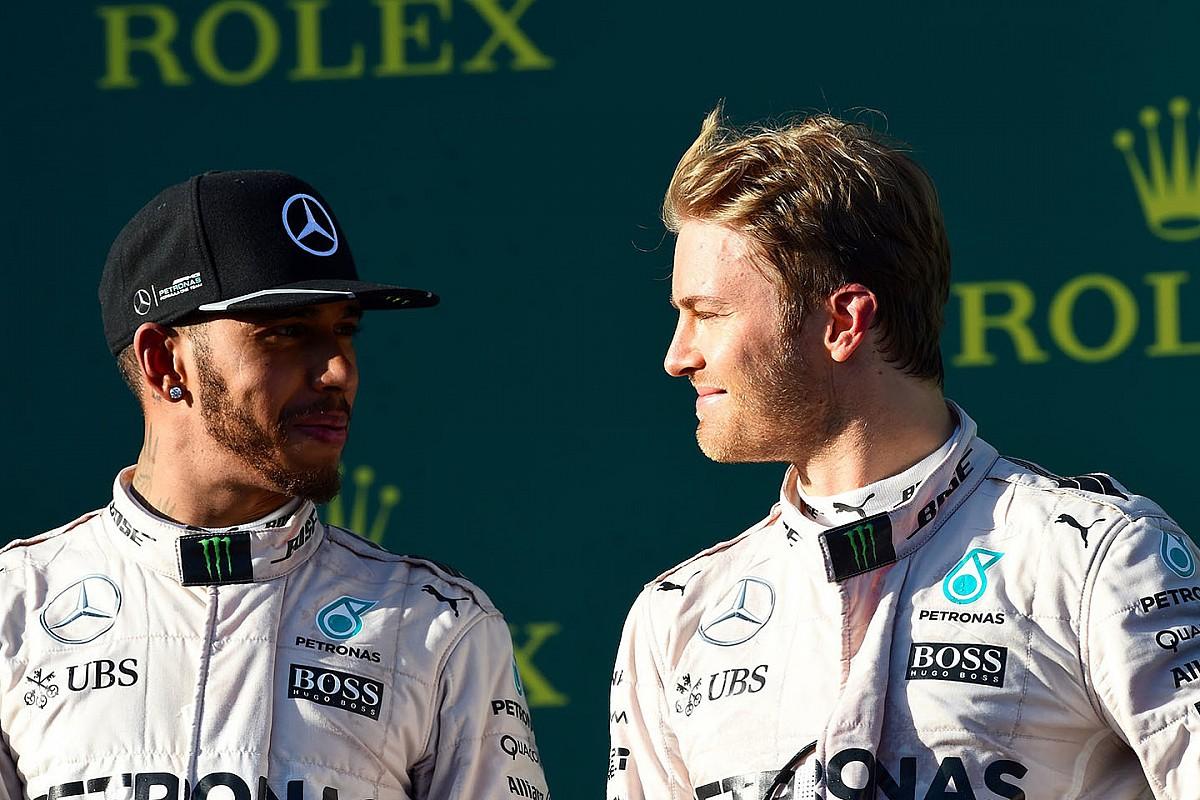 Lowe: Rosberg'e yenilmek Hamilton'ı motive etti