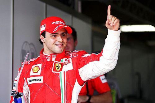 Bir Formula 1 Massa'lı - Fotoğraflarla Massa'nın F1 macerası