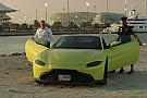 Automotive Video: Daniel Ricciardo bestuurt de nieuwe Aston Martin Vantage