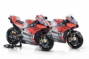 MotoGP I più cliccati Fotogallery: ecco la Ducati Desmosedici GP18 MotoGP
