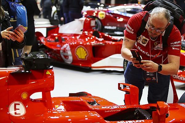 22 febbraio, ore 15: la Ferrari svelerà la F.1 2018 davanti a 15 fan!