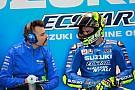 MotoGP Tercepat di hari pertama, Iannone puas dengan peningkatan Suzuki