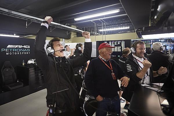 Ennyire örült a Mercedes Bottas időmérős sikerének