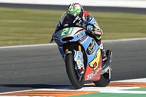Moto2 Prove libere Valencia, Libere 3: Morbidelli piazza la zampata e regola Oliveira