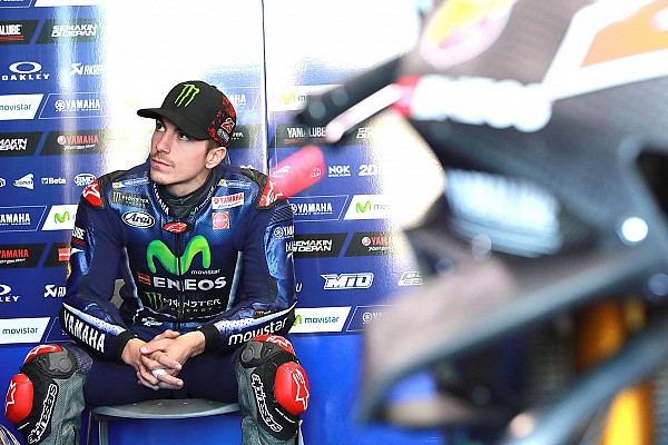 MotoGP 速報ニュース ビニャーレス、テスト2日目の結果に困惑「同じバイクに乗ったのに」