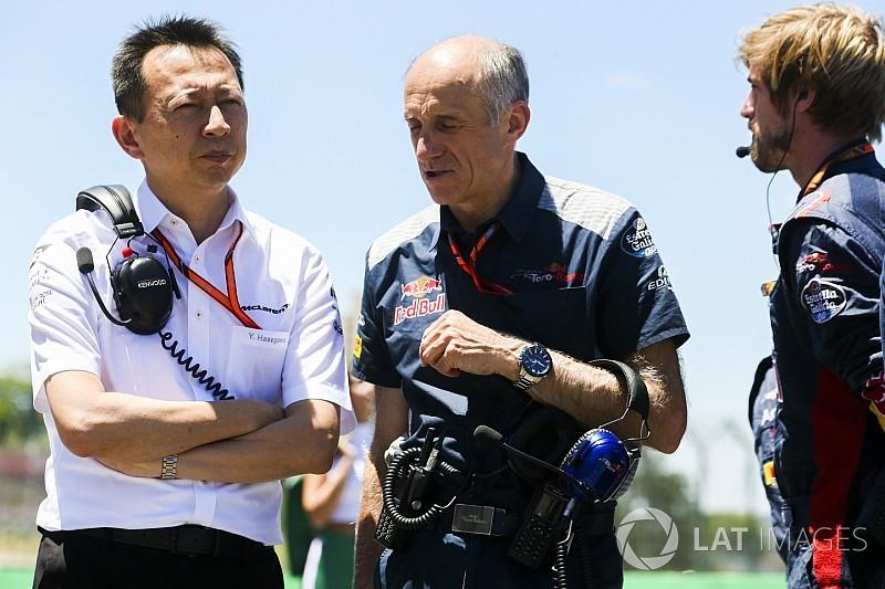 Toro Rosso: Honda motoru ilk denemede çalıştı!