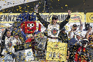 NASCAR Cup Race report Harvick claims second straight win in dominant performance at Las Vegas
