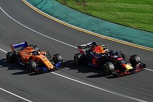 """F1 突发新闻 阿隆索希望迈凯伦""""忽略""""中游集团瞄准红牛"""