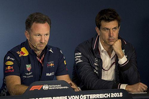 Horner thinks Mercedes strategist Vowles was put in 'unfair' situation