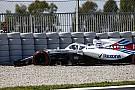 Williams pilotları FW41'i sürmenin çok zor olduğu konusunda hemfikir
