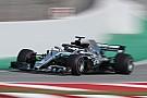 F1 巴塞罗那测试第二日:博塔斯做出本轮最快时间