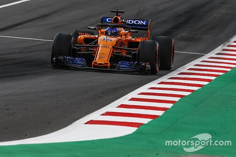 Alonso, tras su mejor clasificación de 2018, espera una