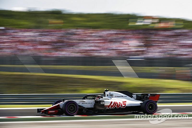Haas estabelece objetivo de fazer mais de 100 pontos em 2018