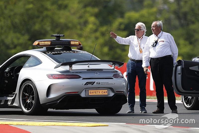 FIA нашла замену Уайтингу на посту руководителя гонки