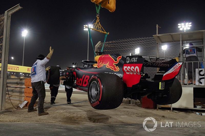 Frustrado, Ricciardo diz que poderia lutar pela vitória