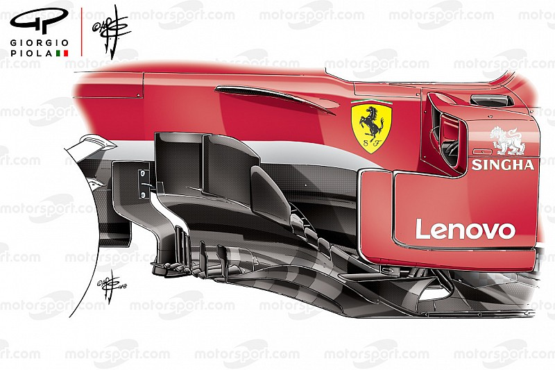 Analisi Ferrari: ecco come la SF71H è diventata veloce sui rettilinei di Montreal
