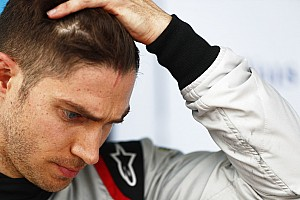 Formel E Reaktion Zu viel gewollt: Edoardo Mortara wirft Sieg durch