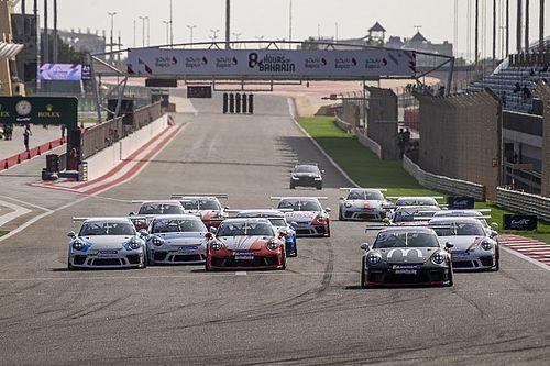 ليون كوهلر يتصدر ترتيب بطولة بورشه جي تي 3 الشرق الأوسط بعد جولة البحرين الافتتاحيّة