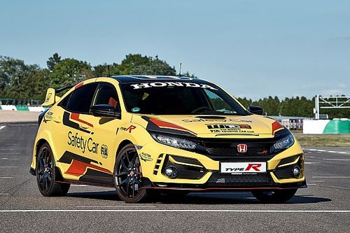 WTCR: la nuova Safety Car è la Honda Civic Type R Limited Edition
