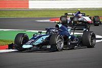 F2银石次回合:迪克特姆顶住伦德嘉德猛追后获胜