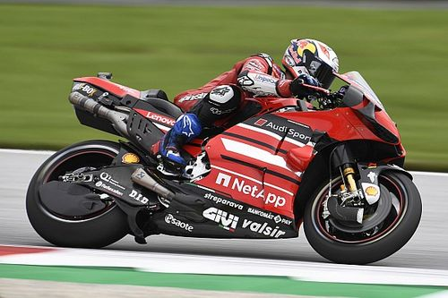 Ducati to decide Dovizioso future after Austria MotoGP races