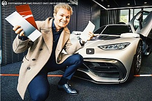 Une AMG ONE pour Nico Rosberg !