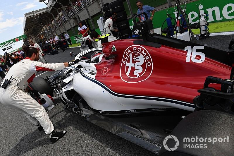 Sauber F1 team renamed Alfa Romeo Racing