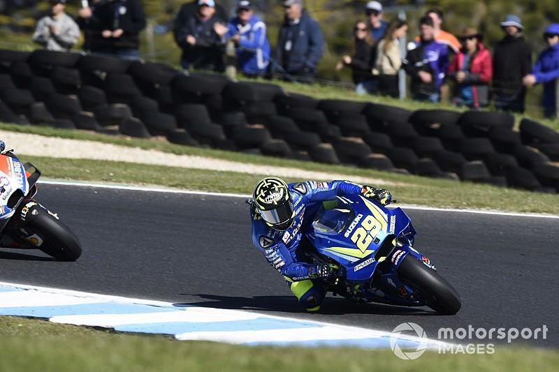 Iannone: Suzuki'nin neden benimle yolları ayırdığını hâlâ anlamıyorum