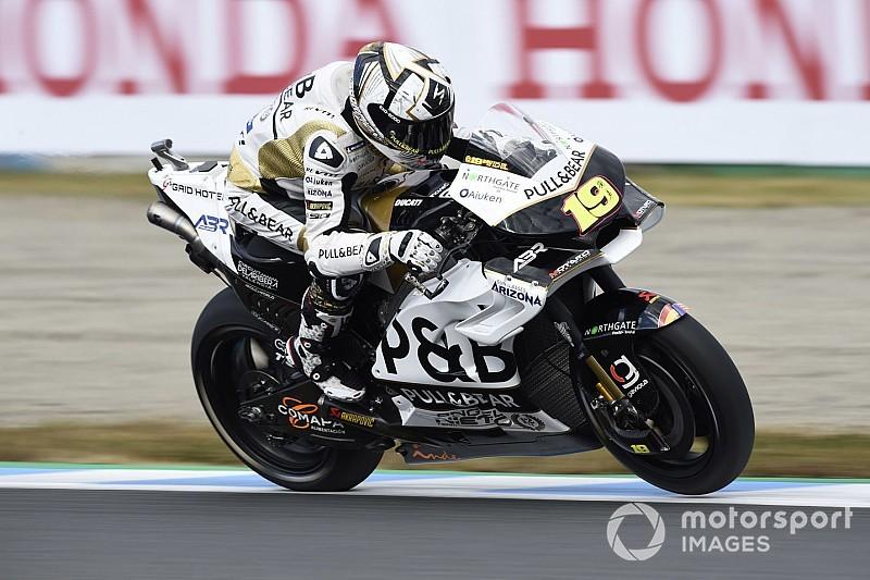 Avustralya'da Lorenzo'nun yerine Bautista yarışacak