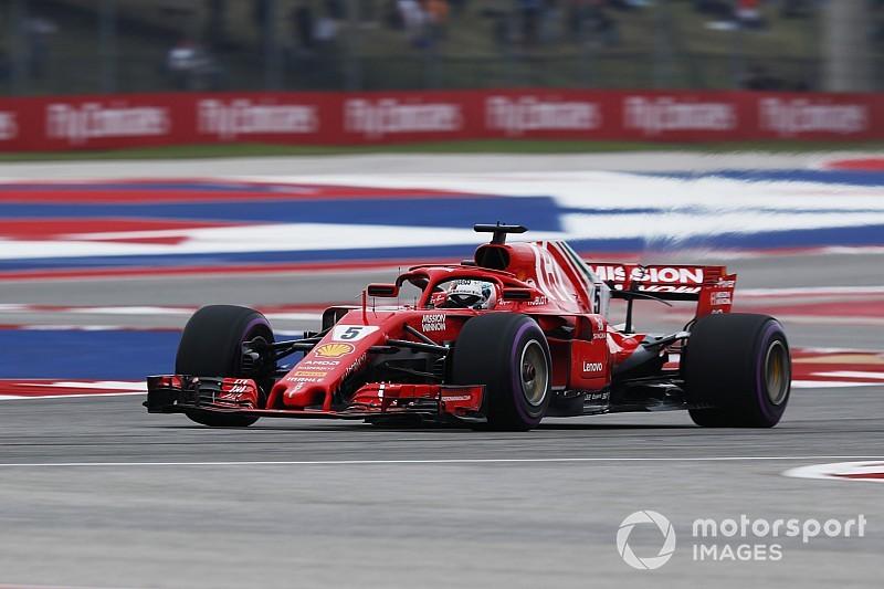 EL3 - Ferrari en mode qualifs, Hamilton à 73 millièmes de Vettel