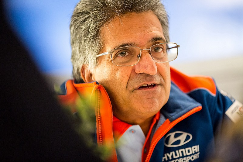 Hyundai parts ways with WRC team boss Nandan