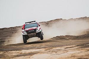 Dakar 2019, 9. Etap: Al-Attiyah galibiyete çok yakın