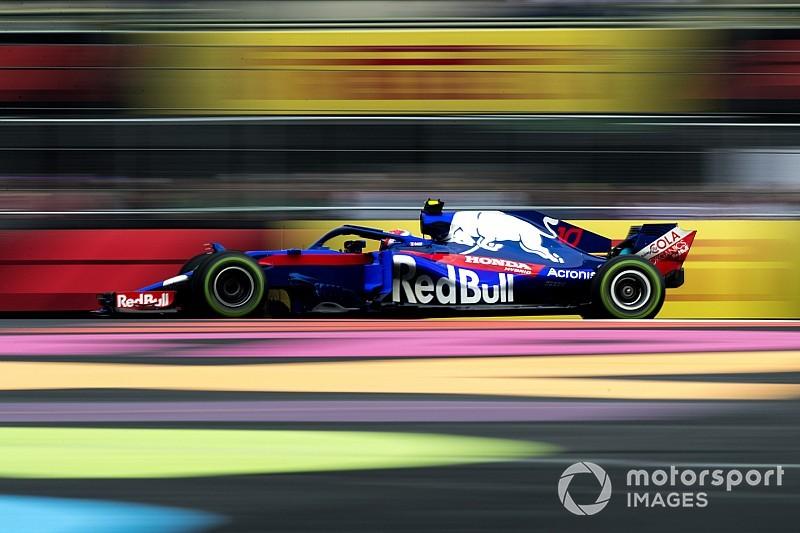 Toro Rosso: in Brasile torna la power unit Honda evoluta