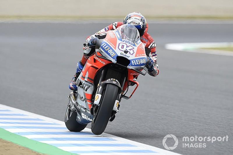 Dovizioso verovert zevende MotoGP-pole in kwalificatie Japanse GP