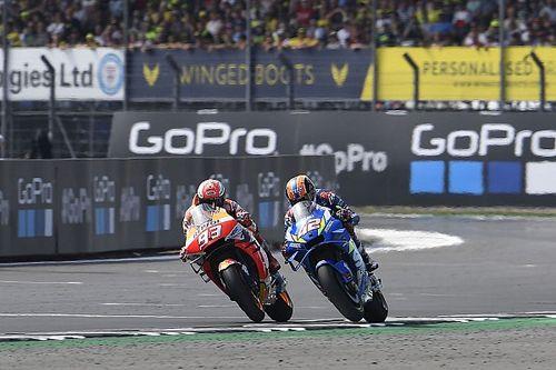 """Rins: """"Aragon'daki zafer, Silverstone'daki Marquez mücadelesinden daha zorluydu"""""""