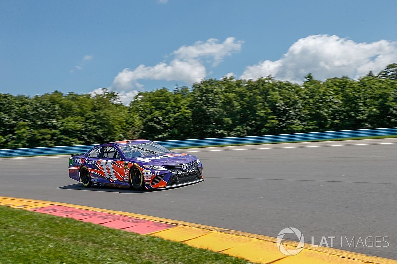 Watkins Glen starting lineup in pictures