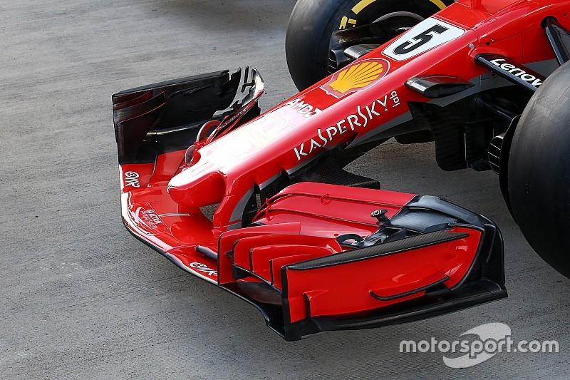 Ferrari привезла большой пакет новинок на Гран При России
