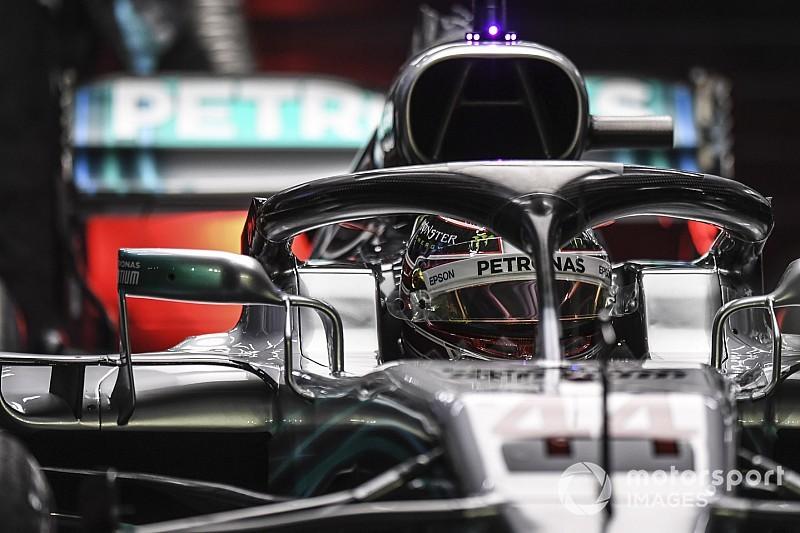 Hamilton már idén kipróbálná a 2019-es fejlesztéseket