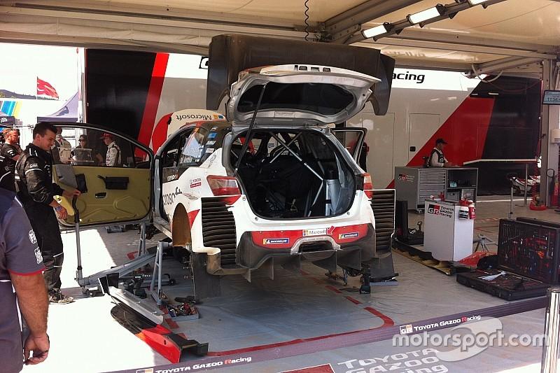 Marmaris'te WRC heyecanı başladı!