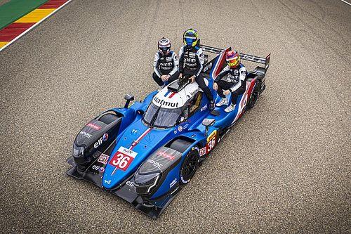 Alpine onthult LMP1-bolide voor nieuw WEC-seizoen