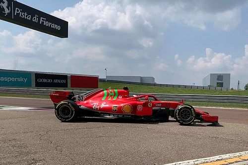 Mick Schumacher e Ilott cierran el test de Ferrari con el SF71H en Fiorano