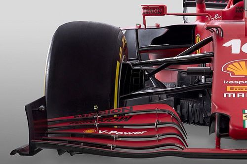 What Ferrari did and didn't tell us about its new SF21 F1 car