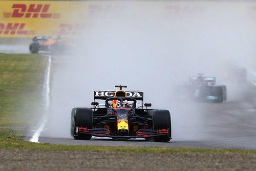 F1エミリア・ロマーニャGP決勝速報:レッドブル・ホンダのフェルスタッペン今季初優勝! 角田裕毅13位