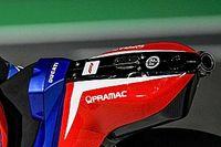 Entenda como logo da F1 foi parar nas motos da Pramac Ducati da MotoGP