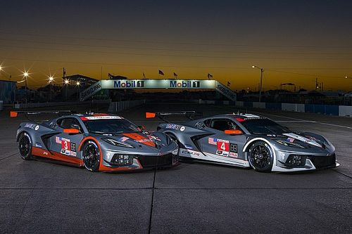 Corvette Pakai Corak Spesial di Sebring 12 Hours