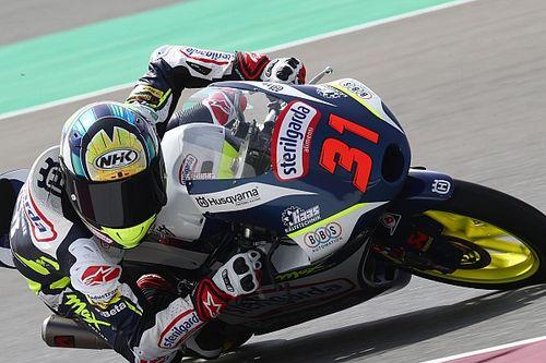 Moto3 in Le Mans FT3: Viele Stürze bei Nässe, Fernandez mit später Bestzeit