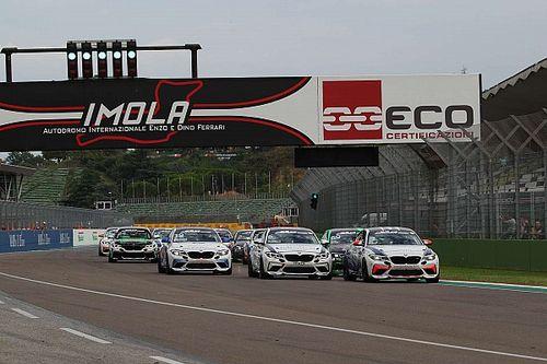 BMW M2 CS CUP: doppietta per Luigi Ferrara ad Imola