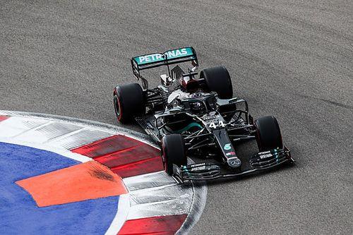 La sanction contre Lewis Hamilton expliquée point par point