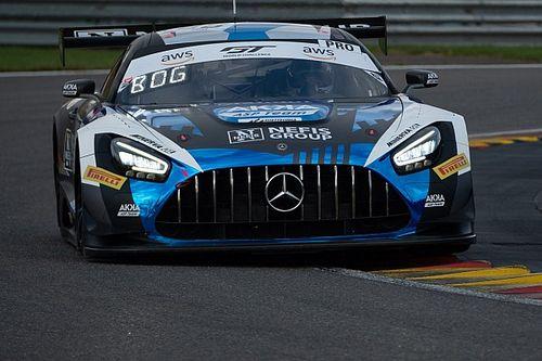 Spa 24 Saat: Marciello, Mercedes'e pole pozisyonunu getirdi!