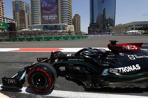 Mercedes no modificará sus planes para 2022 por Mónaco y Bakú